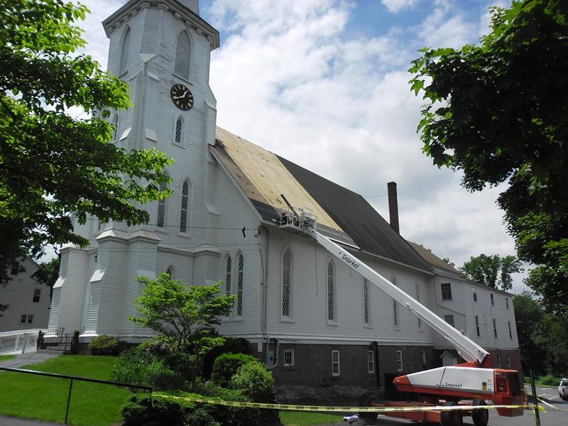 Berlin Congregational Church Macri Roofing Inc