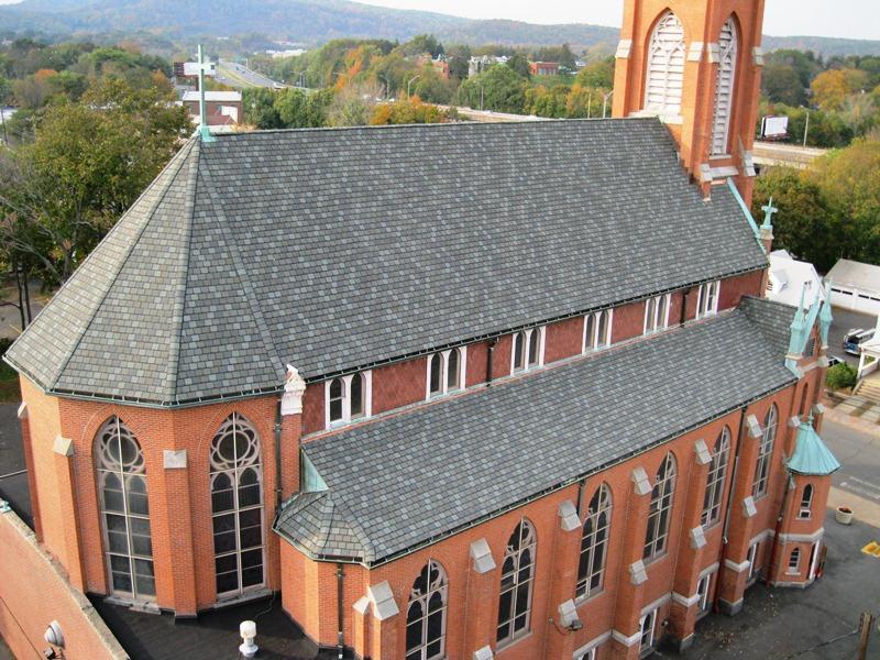 St Laurent Church Macri Roofing Inc